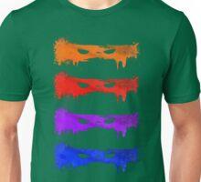 TMNT Headbands Unisex T-Shirt