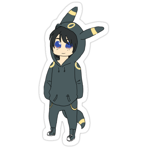 Umbreon Chibi by AwkwardHandsome