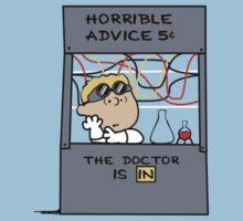 Horrible Advice Kids Tee