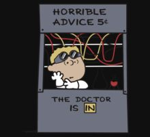 Horrible Advice Kids Tee