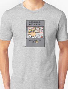 Horrible Advice Unisex T-Shirt