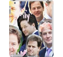 Clegg iPad Case/Skin
