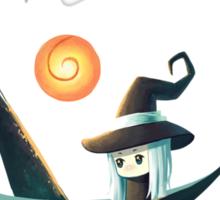 Little Witch 3 Sticker