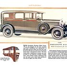 1928 Studebaker by Walter Colvin