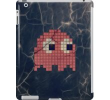 Pac-Man Pink Ghost iPad Case/Skin
