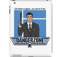 DANGAH ZONE iPad Case/Skin