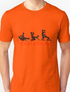 Sex And Beer Party Evolution T-Shirt