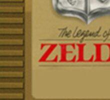 Zelda (nes) Sticker