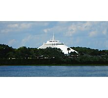 SPACE MOUNTAIN WALT DISNEY WORLD ORLANDO FLORIDA JULY 2013 Photographic Print
