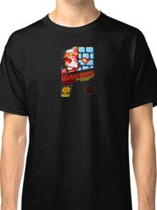 Super Mario Bros box Classic T-Shirt
