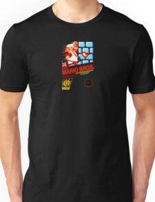Super Mario Bros box Unisex T-Shirt