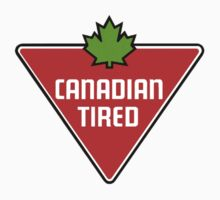 Canadian Tired by alxlajoie