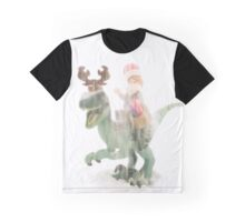That thing out there... That is no dinosaur Graphic T-Shirt