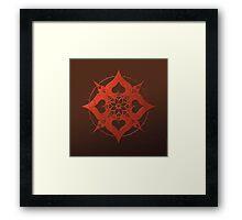 the heart of the wood (lianái) Framed Print