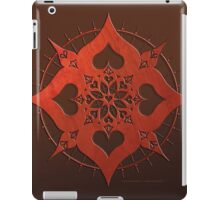 the heart of the wood (lianái) iPad Case/Skin
