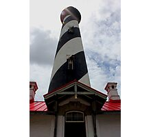 ST. AUGUSTINE LIGHTHOUSE ST. AUGUSTINE FLORIDA JULY 2013 Photographic Print
