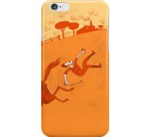 the unfortunate horseman iPhone Case/Skin