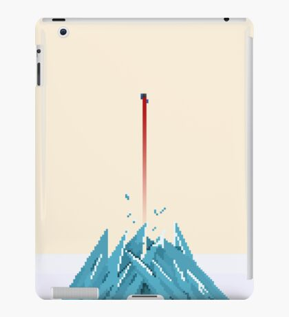 Fortress of Solitude Breakout iPad Case/Skin