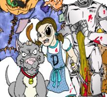 Guardians Of OZ Sticker