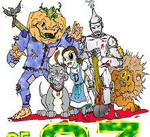 Guardians Of OZ by Skree