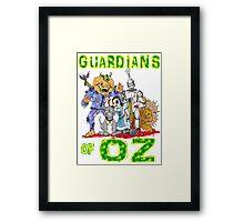 Guardians Of OZ Framed Print