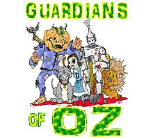 Guardians Of OZ Photographic Print