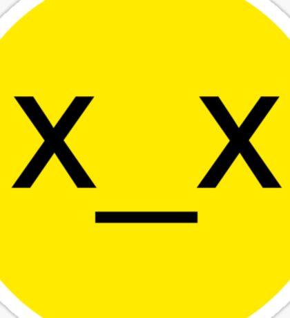 Sick 2 Sticker