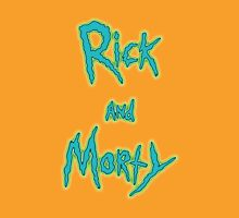 Rick and Morty [vertical] Unisex T-Shirt