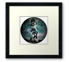 Too many noises Framed Print