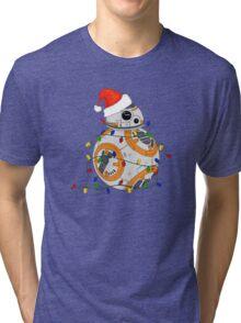 Deck the Droid Tri-blend T-Shirt