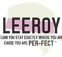 Leeroy by samonstage