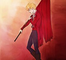Enjolras by ribkaDory