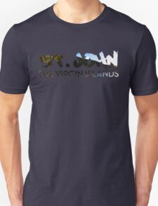 St John V Neck  T-Shirt