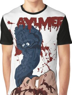 Aylmer - Brain Damage Graphic T-Shirt