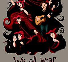 We All Wear Cloaks by oohyeah