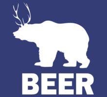 Beer Shirt by 785Tees