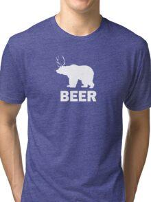 Beer Shirt Tri-blend T-Shirt