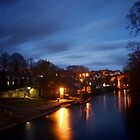 Knaresborough at Night by eatsleepdesign
