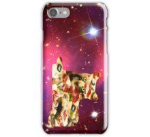 Pizza Cat in Space Shirt iPhone Case/Skin
