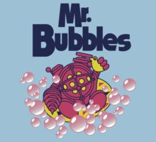 Mr. Bubbles by mikelaidman