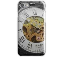 It's Time iPhone Case/Skin
