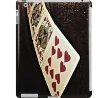 Cards of Hearts iPad Case/Skin