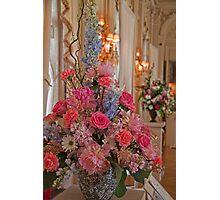 USA. Rhode Island. Newport. The Flower Show 2013. Bouquet. Photographic Print