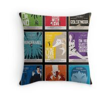 50th ANNIVERSARY TRIBUTE Throw Pillow