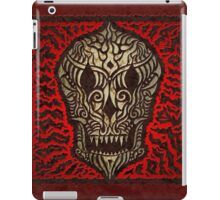 the skull of odjáguo iPad Case/Skin