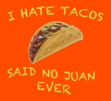 TACO haters by williken
