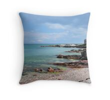 Corrie Shore Throw Pillow