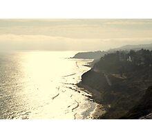 Paseo Del Mar Photographic Print