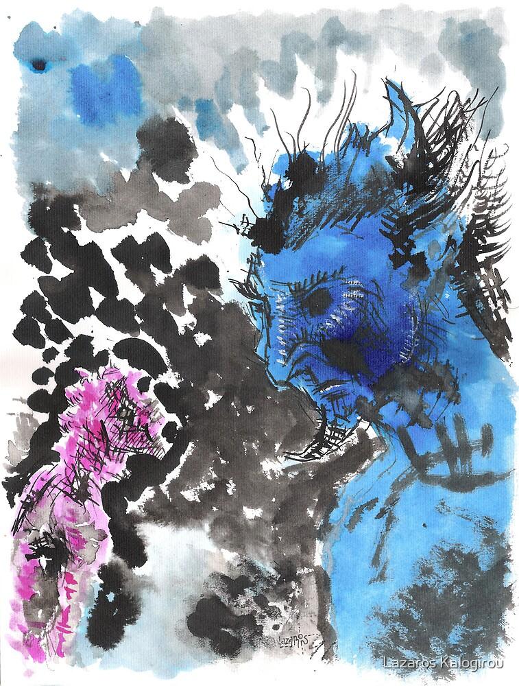Blue Djinn by Sorazal