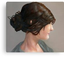 Allie Canvas Print